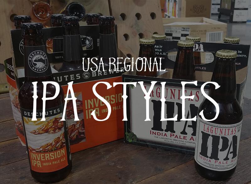 regional IPA styles