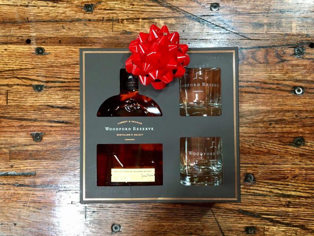 woodford reserve gift set