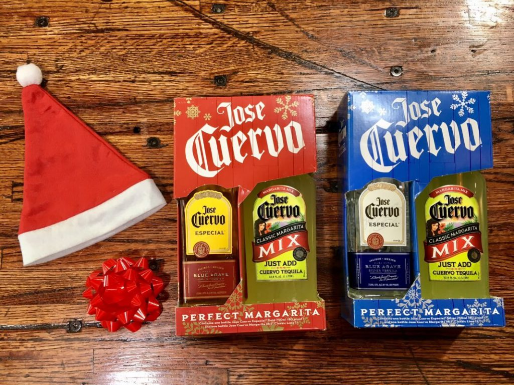 tequila gift set