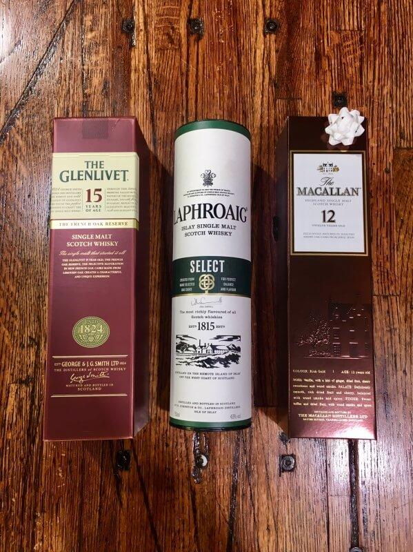 scotch holiday gift