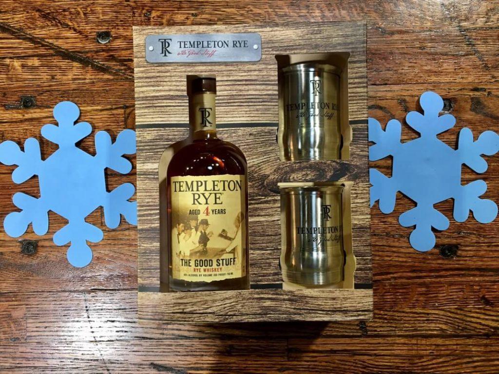 templeton rye gift set