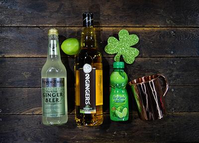 St. Patrick's Day Irish Mule