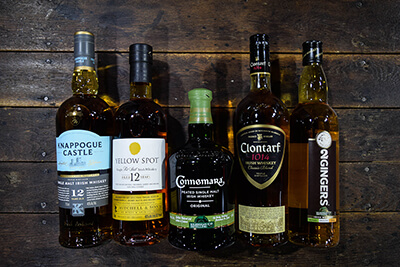 Irish whiskey blog St. Patrick's day
