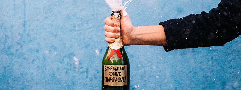 Best champagne for new years eve