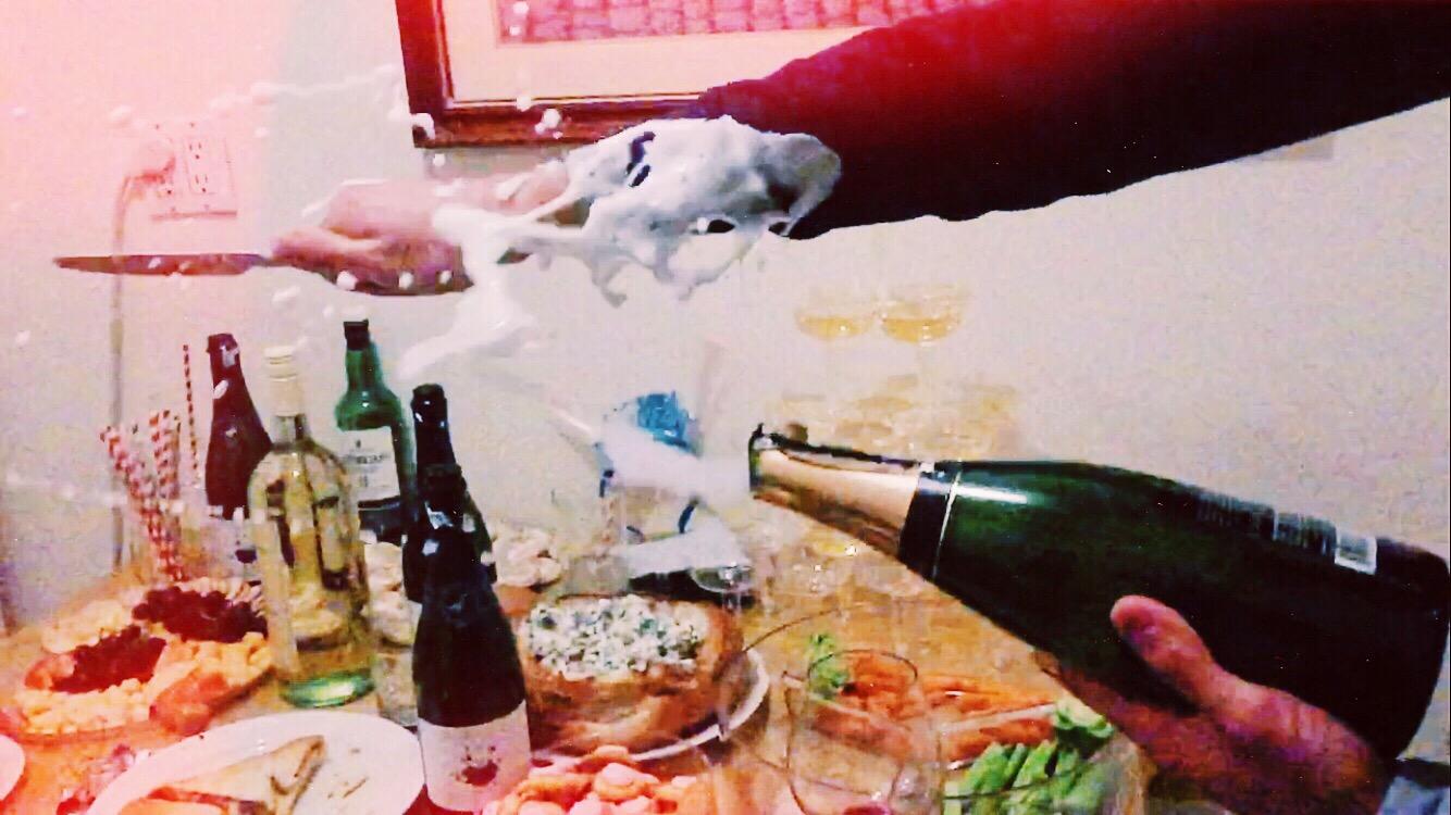 champagne saber trick nye