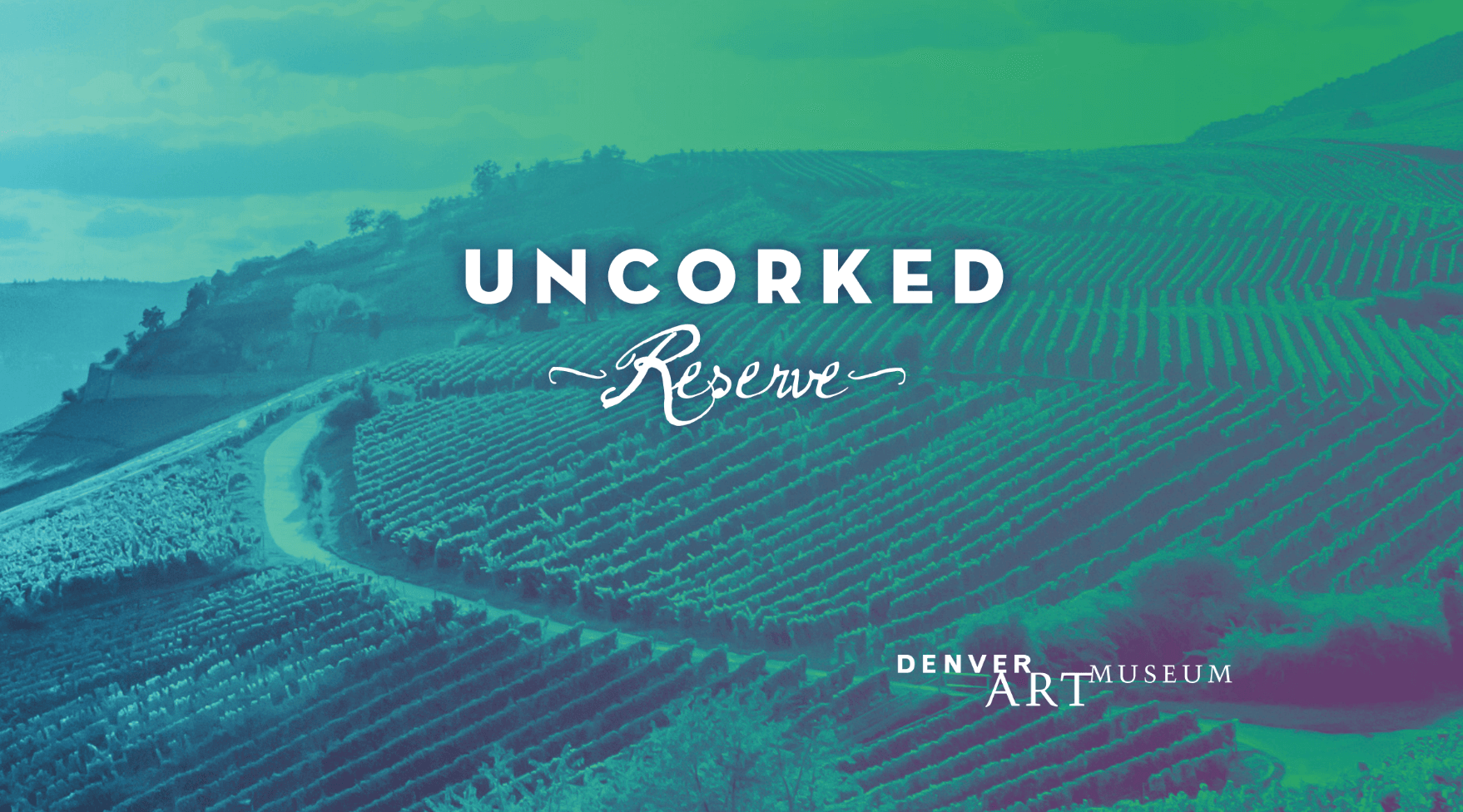 Denver Art Museum Uncorked Reserve 2019